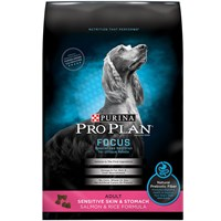 Purina Pro Plan Focus - Sensitive Skin & Stomach Dry Adult Dog Food (6 lb)