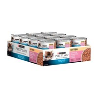 Purina Pro Plan Focus - Salmon & Ocean Fish Entre Canned Kitten Food (24x3oz)