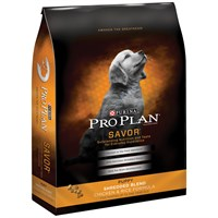 Purina Pro Plan Savor - Shredded Blend Chicken & Rice Dry Puppy Food (6 lb)