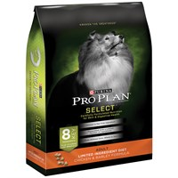 Purina Pro Plan Selects Dog Chicken & Barley (24 lb)