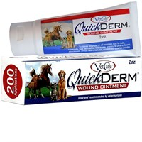 QuickDerm Advanced Wound Ointment Tube (2 oz)