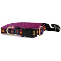 "Premier Quick Snap Collar - SMALL / PURPLE (3/4"")"