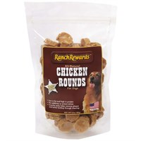 Ranch Rewards® Chicken Rounds Dog Treats
