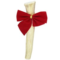 Ranch Rewards® Holiday Deer Antler Chew - Small 4-5In