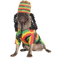 Dog Suppliesappareldog Costumesrasta Dog Costume