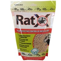 RatX - Effective Control of Rats & Mice (1 lb)