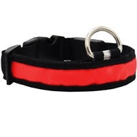Dog Suppliesapparelcollars Leashes & Harnessesled Safety Electric Glow Collar