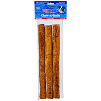 Redbarn Chew-A-Bulls Beef - Large 3-Pack (12 oz)