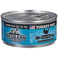 Redbarn Pate Grain-Free Cat Food - Turkey (5.5 oz)