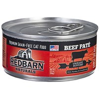 Redbarn Pate Urinary Support Cat Food - Beef (5.5 oz)