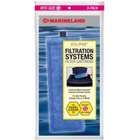 Marineland Eclipse Filtration Systems Filter Cartridges Rite-Size G (3 pk)