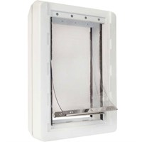 Ruff-Weather Pet Door - Medium
