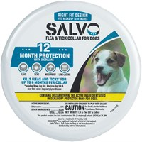 Salvo Flea and Tick Collar for Dogs - Small