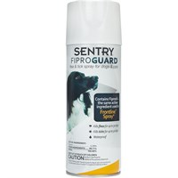 SENTRY FiproGuard Flea & Tick Spray for Dogs & Cats (6.5 oz)