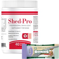 Shed-Pro® Granules for Dogs (454 gm)