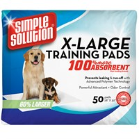 Dog Suppliescleaning & Sanitationdog Training Padssimple Solutions Training Pads