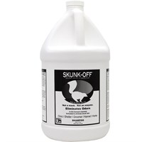 Skunk-Off Shampoo (Gallon)