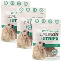 3-PACK Snack 21 Salmon Snacks for Dogs (75 g)
