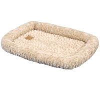 "SnooZZy Crate Bed 1000 18x14"" - Natural"