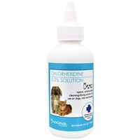 Sogeval Chlorhexidine Flush 0.2% Solution (4 oz)