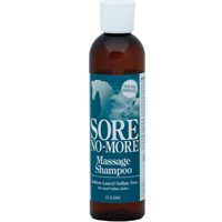 Sore No-More Massage Shampoo (8 oz)