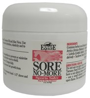 Sore No-More Sports Salve (2 oz)