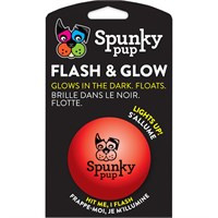 Dog Suppliesdog Toysballs & Fetch Toysspunky Pup Flash & Glow Balls