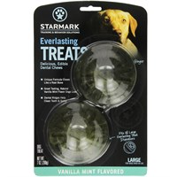 Dog Suppliesdog Treats & Chewsdog Treats For Toysstarmark Everlasting Dental Treats & Mints