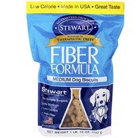 Stewart® Fiber-Formula - Medium Dog Biscuits (26 oz)