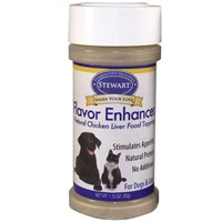 Stewart Flavor Enhancer for Dogs & Cats - Chicken (1.75 oz)