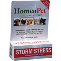 Dog Suppliestraining & Behaviordog Anxiety & Stress Solutionshomeopet Storm Stress