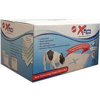 Ethical X-Marks the Spot Super Absorbent Pee Pads (100 count)
