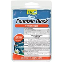 Tetra Pond Fountain Block - Controls Algae (0.3 oz) tetra-pond-fountain-block-controls-algae-0-3-oz