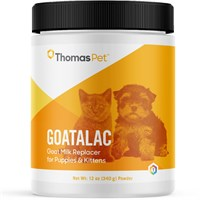 Thomas Labs Goat-A-Lac Powder (12 oz)