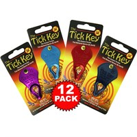 12-PACK The Tick Key