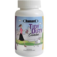 Ramard Tidy Duty Canine (30 Chewable Tablets)