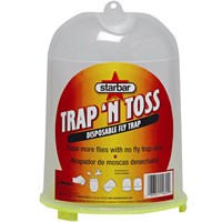 Image of Starbar Trap 'n Toss Disposable Fly Trap