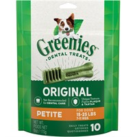 Greenies Mini Treat-Pak - Petite (6 oz)