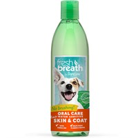 Dog Suppliesdental Productsdental Water Additivestropiclean® Fresh Breath Oral Care Water Additive