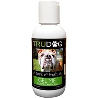 TruDog Gel Me - Doggy Dental Gel (4 oz)