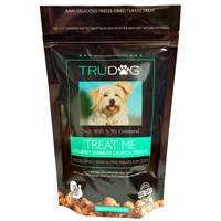 TruDog Treat Me Gourmet Gobbler Crunch Delight - Turkey (2.5 oz)