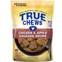 True Chews Premium Sizzlers - Chicken & Apple (12 oz)