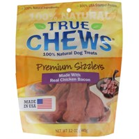 True Chews Premium Sizzlers - Chicken Bacon (12 oz)