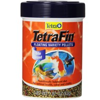 TetraFin Floating Variety Pellets (1.87 oz)