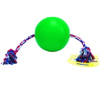 "Tuggo® Ball - Water-Weighted Dog Toy - 7"" (Assorted Colors)"