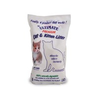 The Ultimate Premium Cat & Kitten Litter (4 lbs)