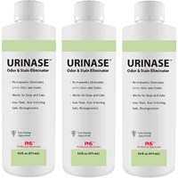 3-PACK URINASE&trade Odor & Stain Eliminator (48 fl oz)