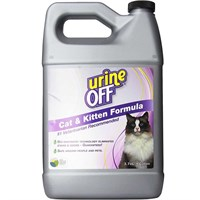 Urine off Odor & Stain Remover FOR CATS (GALLON)