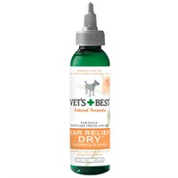 Dog Suppliesear & Eye Productsear Cleansers & Treatmentsvets Best Ear Relief