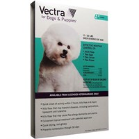 Dog Suppliesflea & Tick Suppliestopicalsvectra For Dogs